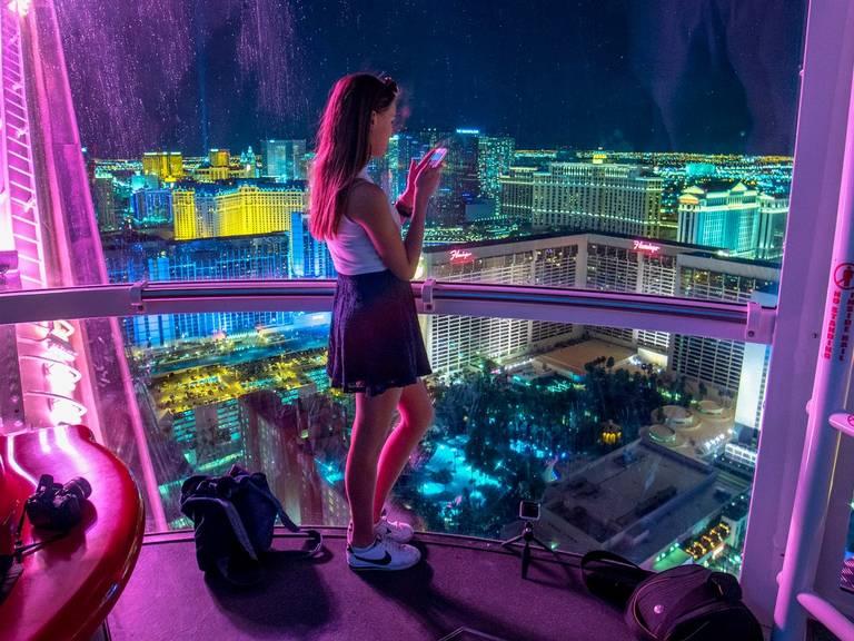 Schulbank statt Spielbank in Las Vegas