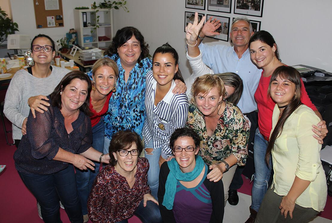 Unsere Partner in Spanien