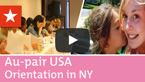 Orientation in New York City
