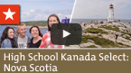 High School Kanada Select: Nova Scotia - Ein Einblick