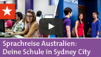 Sprachreisen Australien: Deine Sprachschule in Sydney City