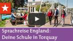 Sprachreisen England: Deine Sprachschule in Torquay