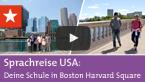 Sprachreisen USA: Deine Sprachschule in Boston Harvard Squar...
